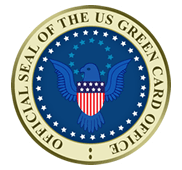 Us green card office logo