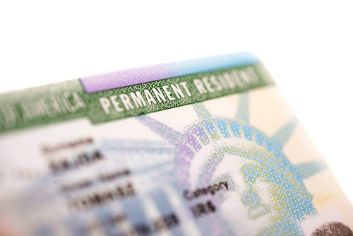 Benefits of having a Green Card for United States